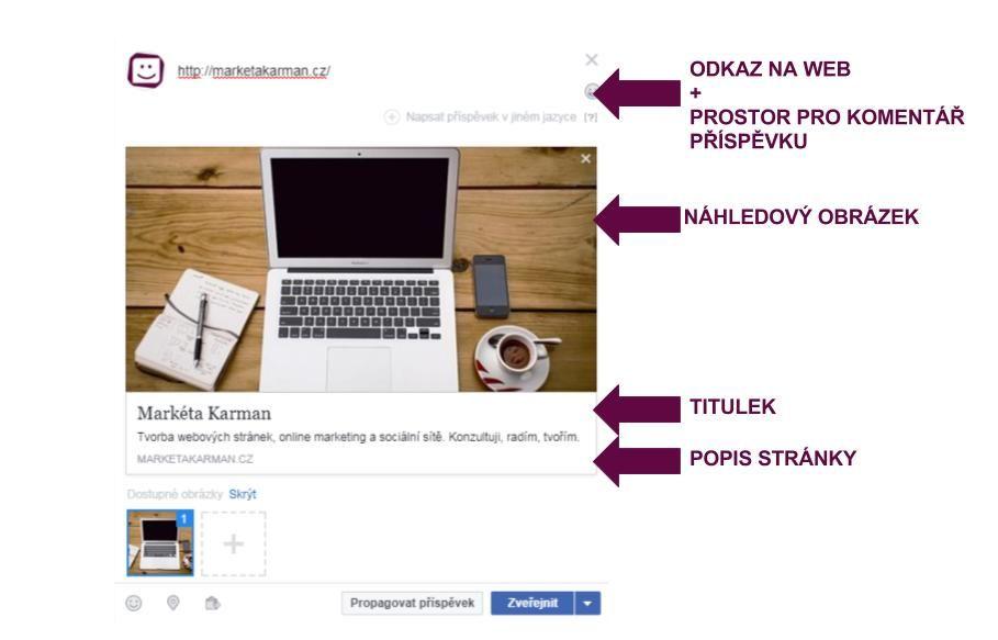 jak ovládat firemní facebook
