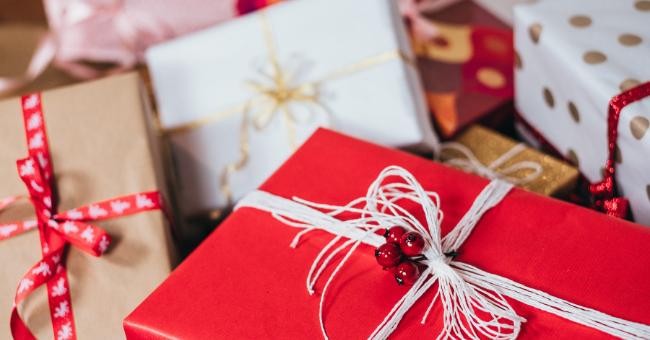 10 tipů na firemní vánoční dárky